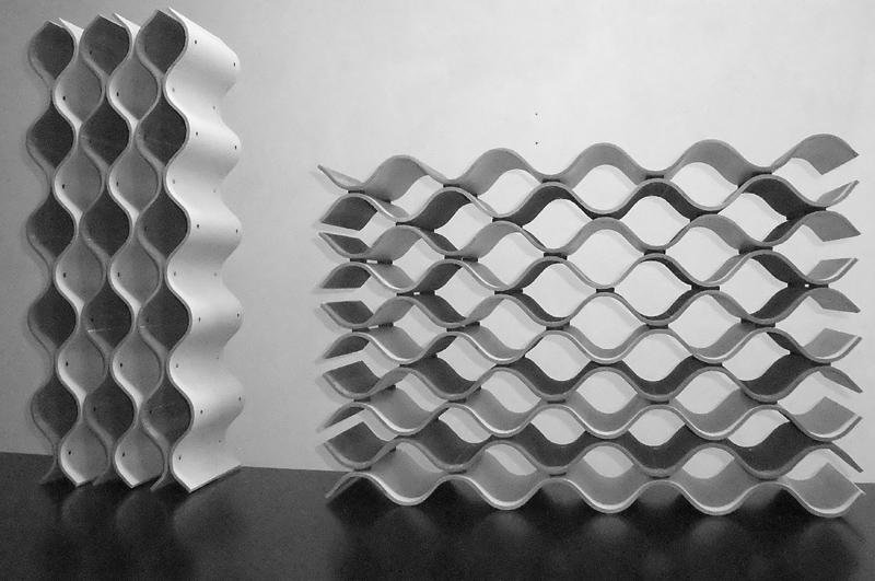 Design Weinregale weinregal edelstahl design die schönsten einrichtungsideen